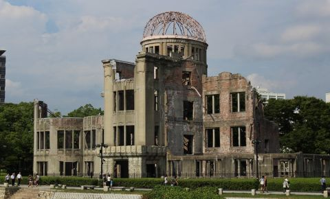 Domul Bombei Atomice din Hiroshima