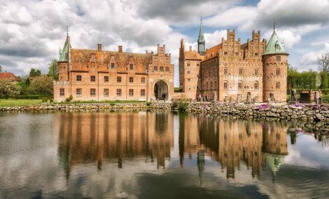 Castelul Egeskov din Odense