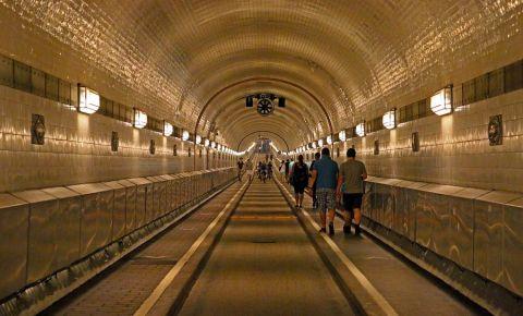 Tunelul Elba din Hamburg