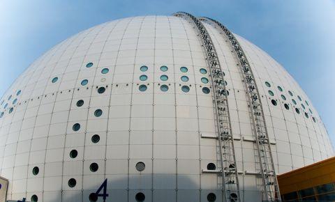 Stadionul Ericsson Globe din Stockholm