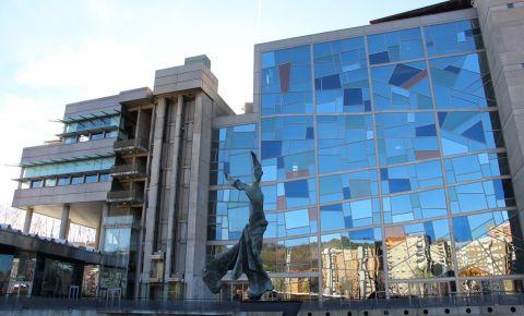 Sala de Conferinte si Concerte Euskalduna din Bilbao