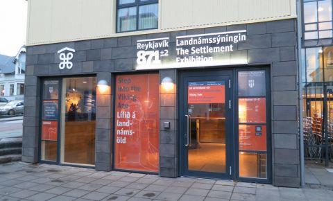 Expozitia 871 +/-2 din Reykjavik