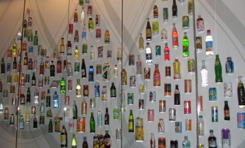 Expozitia Coca-Cola din Atlanta