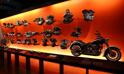 Fabrica Harley Davidson din Kansas City