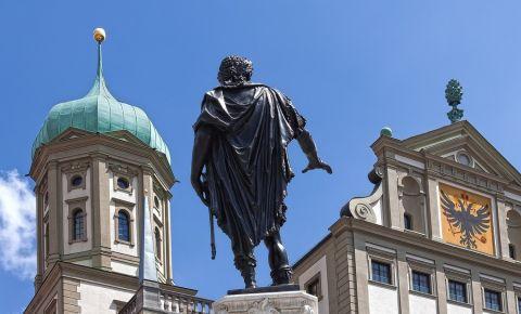 Fantana Augustus din Augsburg