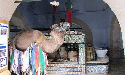 Fantana Bir Barouta din Kairouan