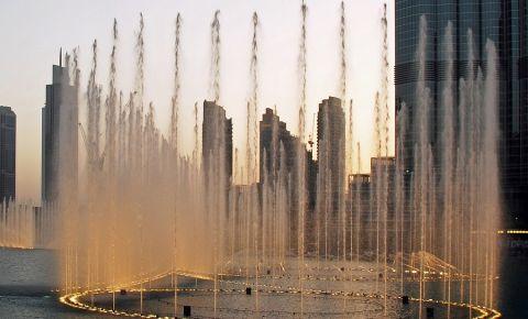 Fantanile din Dubai