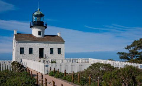 Farul Old Point Loma din San Diego