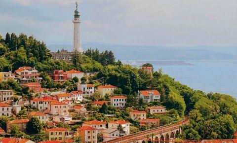 Farul Victoriei din Trieste