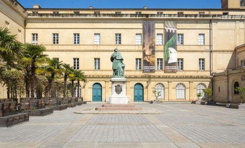 Muzeul de Arte Frumoase din Ajaccio
