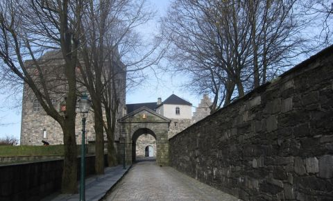 Fortareata din Bergen