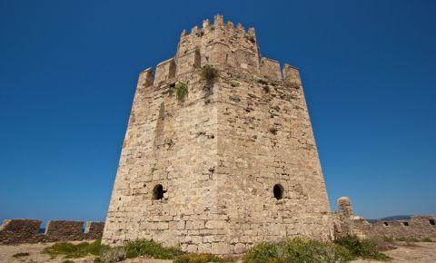 Fortareata Bourtzi din Insula Skiathos