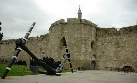 Muzeul Militar si Fortul Cimenlik din Canakkale