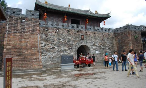 Fortareata Dapeng din Shenzhen