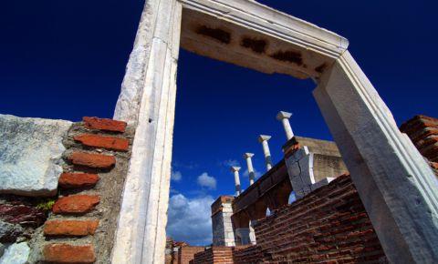 Fortareata de Catifea din Izmir