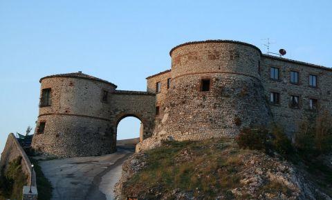 Fortareata Gradara din Rimini