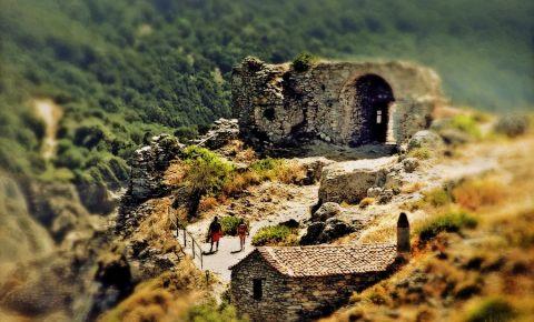 Fortareata din Insula Skiathos