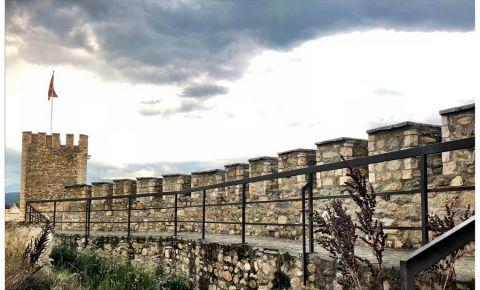 Fortareata Kale din Skopje