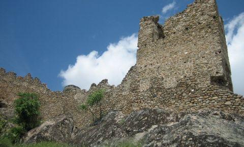 Fortareata Markovi Kuli din Prilep