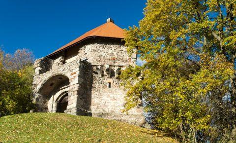 Fortareata Sibrik din Visegrad