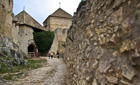 Fortareata Sumeg din Heviz