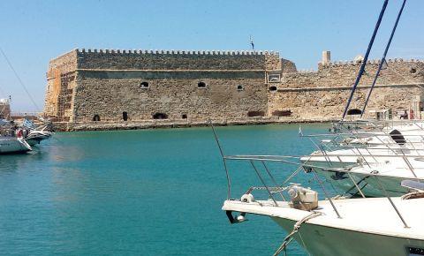 Fortareata Venetiana Koules din Heraklion