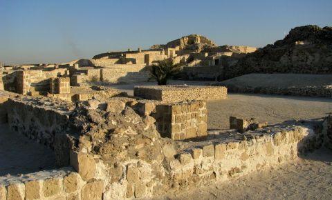 Fortul Arad din Manama