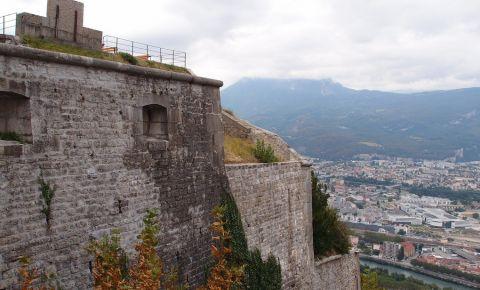 Fortul Bastille din Grenoble