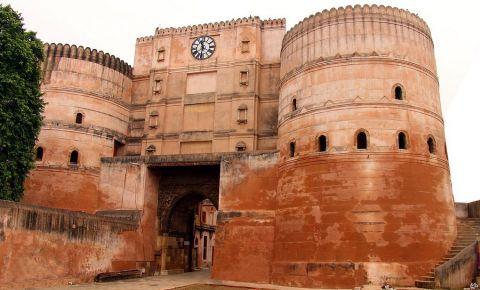 Fortul Bhadra din Ahmedabad