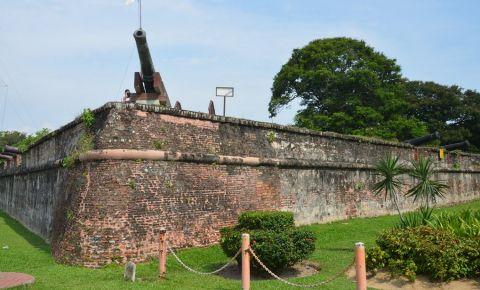 Fortul Cornwallis din Insula Penang