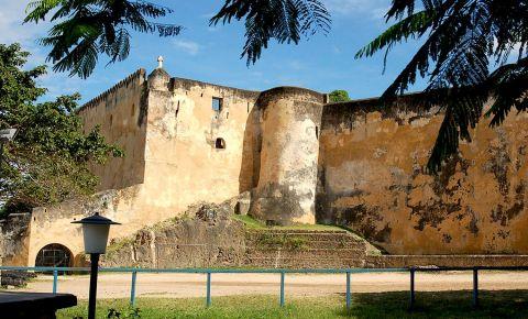 Fortul lui Isus din Mombasa