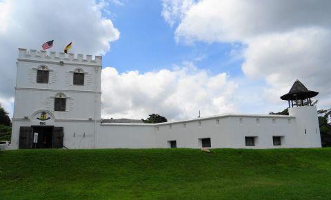 Fortul Margherita din Kuching