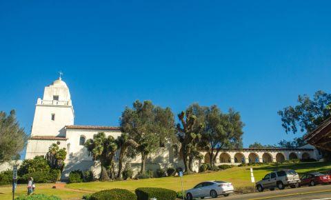 Fortul Presidio Hill din San Diego