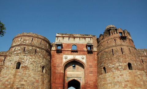Fortul Purana Qila din New Delhi