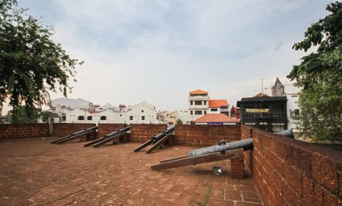 Fortul Sfantul Ioan din Malacca