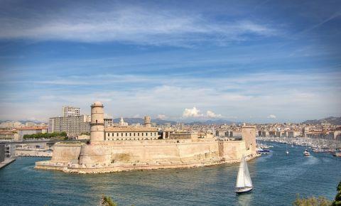 Fortul Sfantul Jean din Marsilia