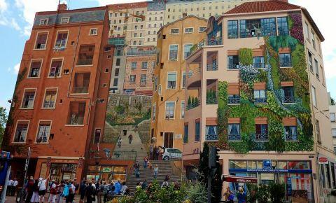 Frescele din Lyon