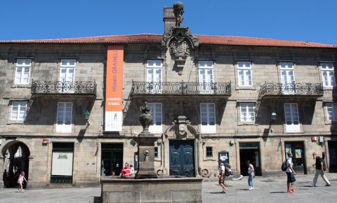 Fundatia Eugenio Granell din Santiago de Compostela