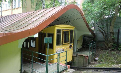 Funicularul din Kaunas