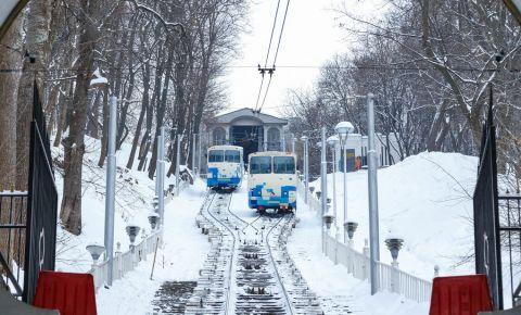 Funicularul din Kiev