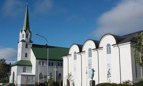 Galeriile de Arta Islandeze din Reykjavik