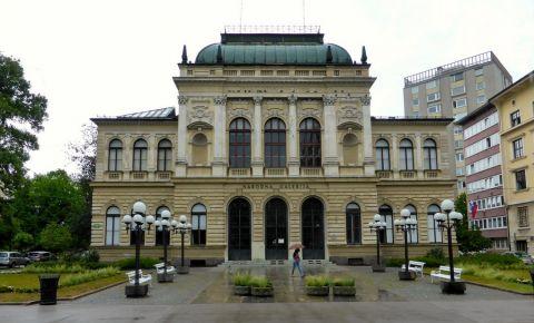 Galeriile Nationale Slovene din Ljubljana