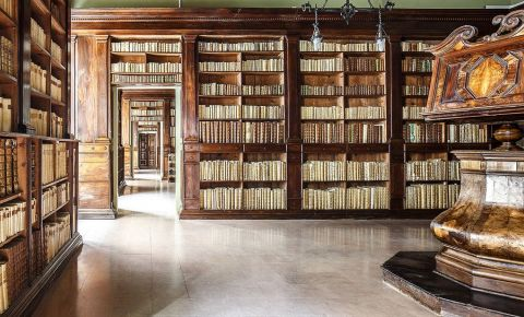 Palatul Gambalunga din Rimini