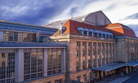 Gara Centrala din Leipzig
