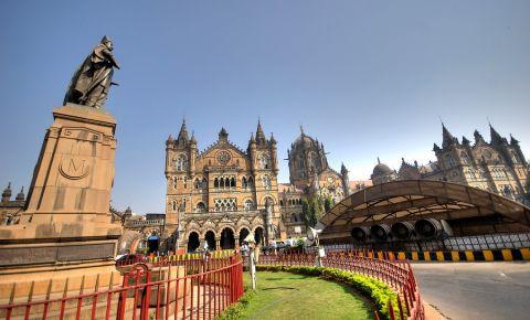 Gara Chhatrapati Shivaji din Mumbai