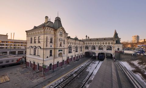 Gara Orasului Vladivostok