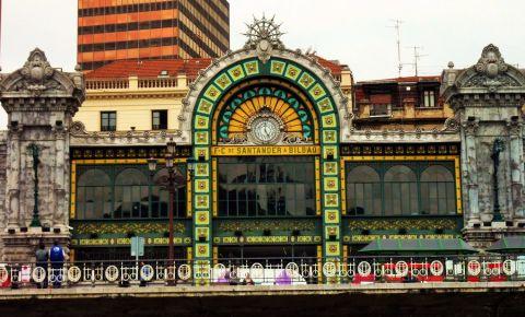 Gara Santander din Bilbao