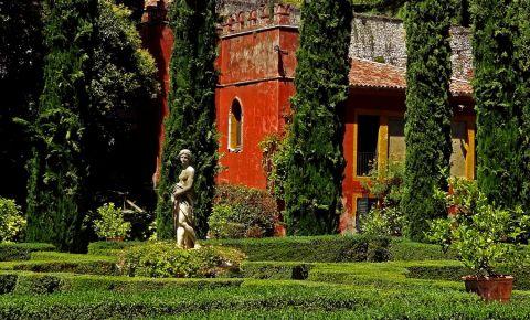 Gradina Giusti din Verona
