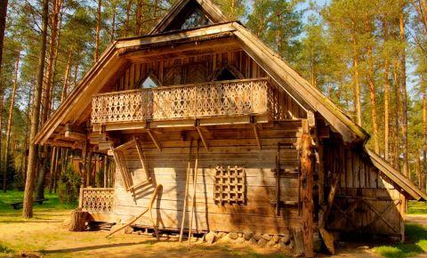 Muzeul Girios Aidas din Druskininkai