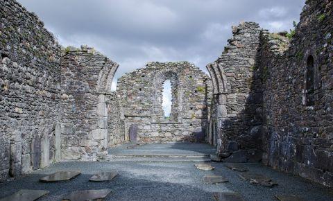 Catedrala din Glendalough